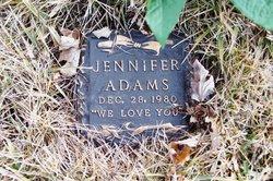 Jennifer <i>Lewis</i> Adams