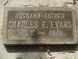 Charles Elijah Evans