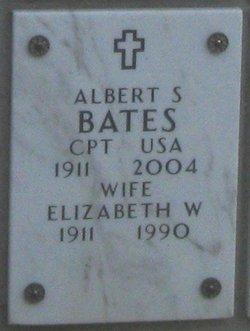 Albert S Bates