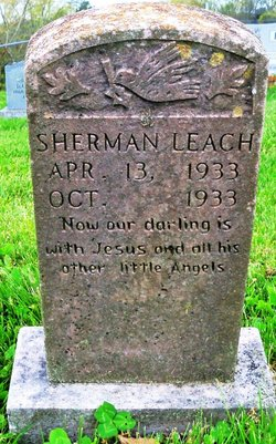 Sherman Leach