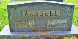 Harriet E. <i>Leach</i> Russell