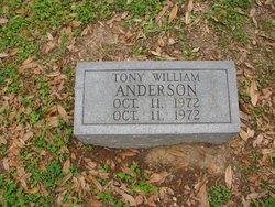 Tony William Anderson