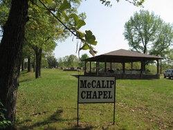 McCalips Chapel Cemetery