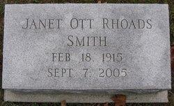 Janet <i>Ott</i> Smith