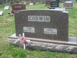 Opal <i>Gebhart</i> Corwin