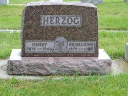 Bernadine <i>Scherping</i> Herzog