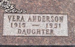 Vera Lee <i>Long</i> Anderson