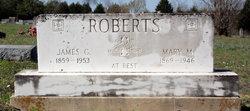 Mary <i>Williams</i> Roberts