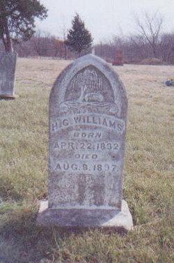 H G Williams