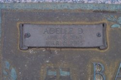 Adelle <i>Danford</i> Batson