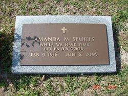 Amanda <i>Mathis</i> Sports