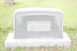 William Charles Champion
