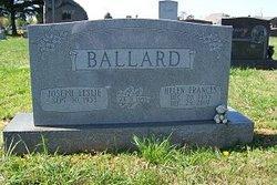 Helen Frances <i>Scherzer</i> Ballard