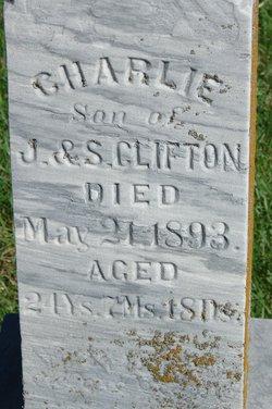 Charles E Charlie Clifton
