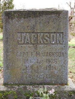 Capt Francis Marion Jackson