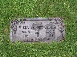 Mirla Arilla <i>Broody</i> George