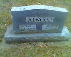 Herold C Atwood
