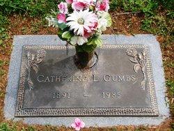 Catherine <i>Mayfield</i> Gumbs