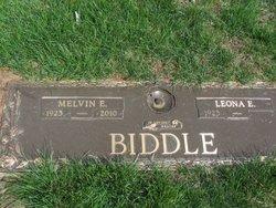 Melvin Earl Bud Biddle