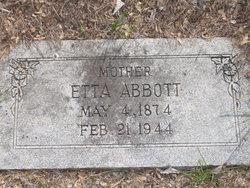 Etta Abbott