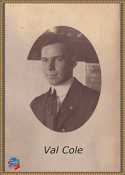 Valentine R Val Cole