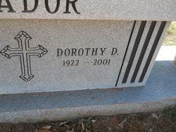Dorothy Dean <i>King</i> Meador