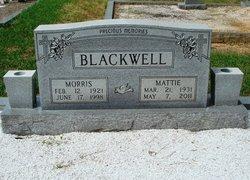 Mattie Jo <i>Rich</i> Blackwell