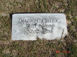 Maude Mae <i>Cox</i> Collier
