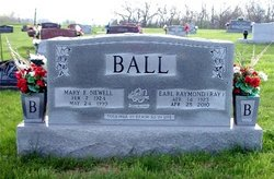Mary Frances <i>Newell</i> Ball