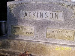Anita V <i>Stewart</i> Atkinson