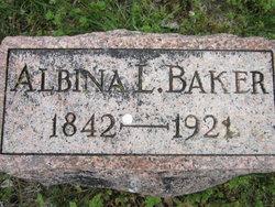 Albina L Baker