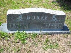 MayEtta <i>Ingram</i> Burke