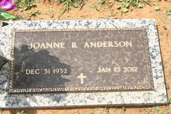 JoAnne <i>Reeve</i> Anderson