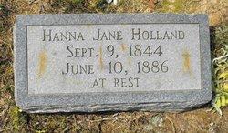 Hanna Jane <i>Houston</i> Holland