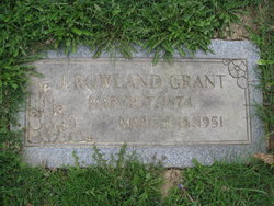 John Rowland Grant