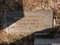 Bennie Harmon Bilyeu, Jr