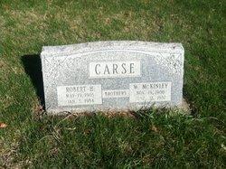 William McKinley Carse