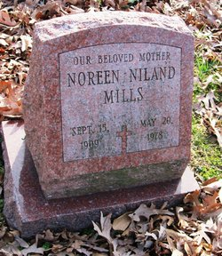 Noreen <i>Niland</i> Mills