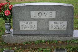 Sidney Edward Love