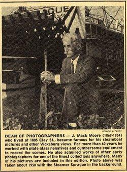 John Mack Moore