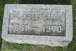Bessie <i>Rodney</i> Gray