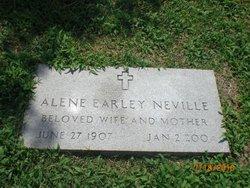 Alene Elizabeth <i>Earley</i> Neville