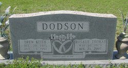 Rosalie <i>Thomas</i> Dodson