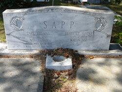 Beaulah Beatrice <i>Horne</i> Sapp