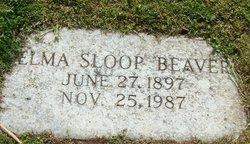 Elma <i>Sloop</i> Beaver