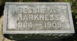 Bessie A. Harkness
