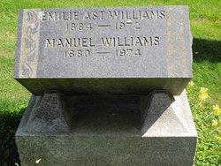 Emilie Corona <i>Ast</i> Williams