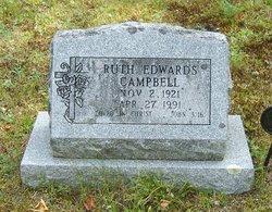 Ruth <i>Edwards</i> Campbell