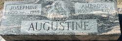 Josephine <i>Honas</i> Augustine