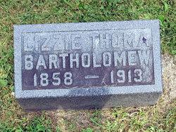 Lizzie <i>Thoma</i> Bartholomew